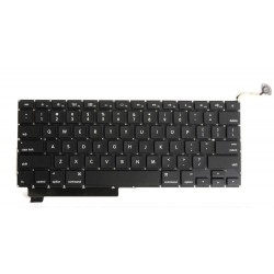 "Tastatura laptop Apple MacBook Pro Unibody 15"" A1286 2009-mid 2012 neagra layout US noua"