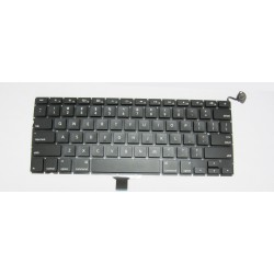 "Tastatura Apple MacBook Pro Unibody 13"" A1278 2008-2012 neagra layout US noua"
