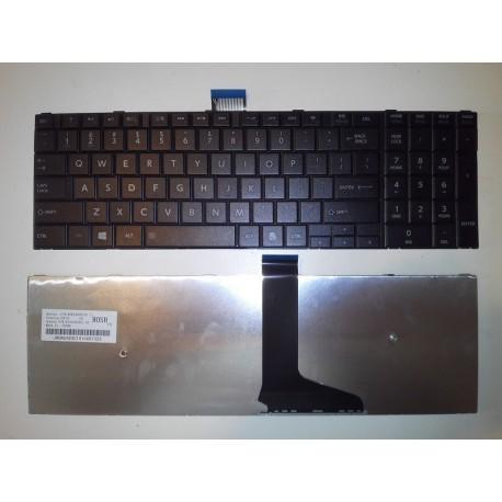 Tastatura Laptop Toshiba Satellite C55 Neagra Us/Uk