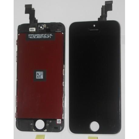 Display Iphone 5C nou LCD ecran afisaj touch touchscreen ansamblu negru