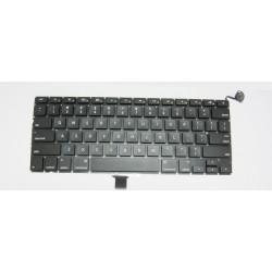 "Tastatura Apple MacBook Pro Unibody 13"" A1278 2008-2012 neagra layout US noua"