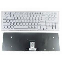 Tastatura Laptop Sony Vaio VPCEB1EGX VPCEB1FGX VPCEB1GGX VPCEB1HFX VPCEB1HGX noua alba US