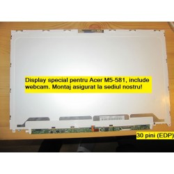 Display Laptop F2156WH6  F2156wh6-a20ag0-0  format special include webcam 1366x768 30 pini LED