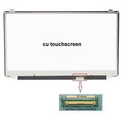 Display laptop AUO AUO10ED 15.6 inch 1920x1080 Full HD cu touch 40 pini