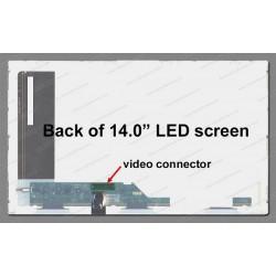 "Display Laptop Acer Aspire 4250 14.0"" 1366X768 40Pin Led"