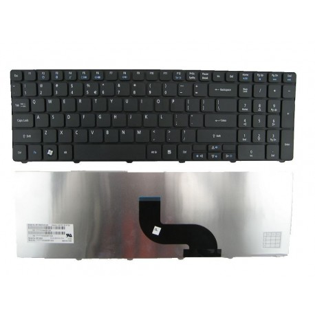 Tastatura laptop Acer 90.4cd07.c0g Neagra US/UK