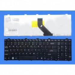 Tastatura Laptop Fujitsu CP515904-01 Neagra US noua
